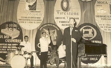 Nelson Camacho no Teatro Municipal do Funchal - Madeira