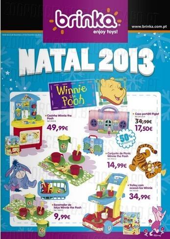 Folheto das Lojas | BRINKA | Brinquedos de Natal