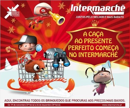 Antevisão Novo Folheto / Catalogo  INTERMARCHÉ | Brinquedos Natal