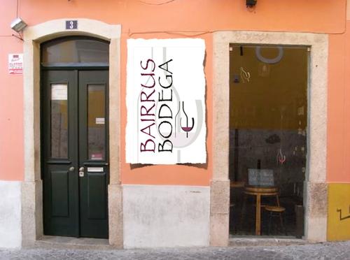 Bairrus Bodega, Bairro Alto, Lisboa