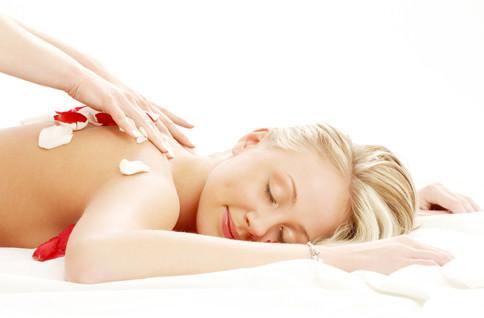 massagem na relação