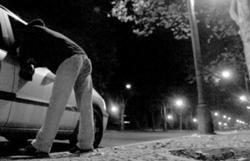 gays de lisboa no parque eduardo VII - Nelson Camacho - o caçador