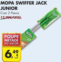 Poupe Metade do Valor Swiffer