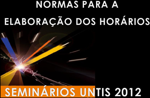 Normas:Organização ano letivo 2012/2013