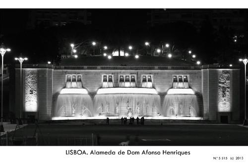 Fonte Monumental, Alameda. (c) 2013