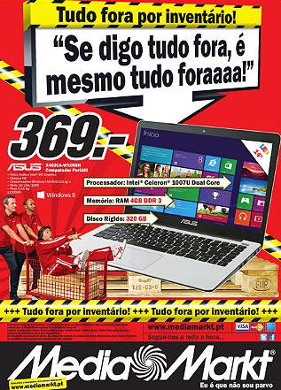 Folheto Media Markt - 11 a 19 de Setembro