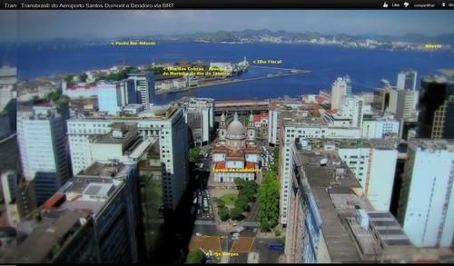 Pgte Vargas Candeária Baia de Guanabara