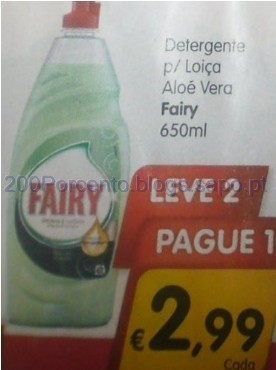 Fairy 650ml