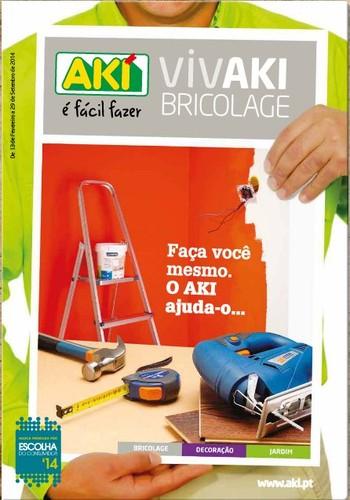 Folheto | AKI | Bricolage até 29 setembro