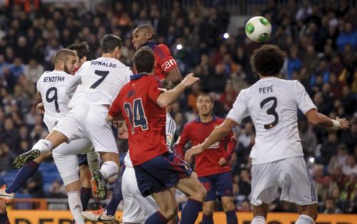 T.Rei: R.Madrid-Osasuna