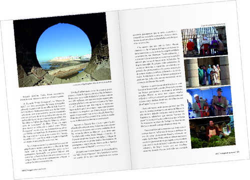 Portugal em Marrocos (página dupla)