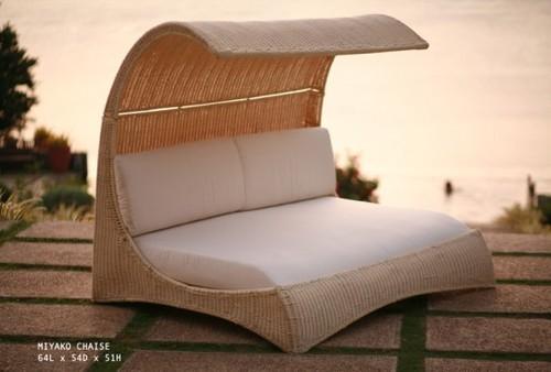 sofás de exterior