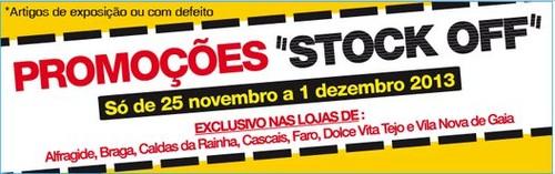 Stock Off | STAPLES | até 1 dezembro