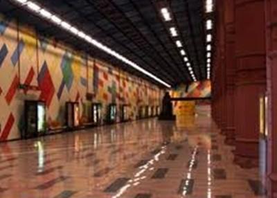 As estações de metro mais bonitas