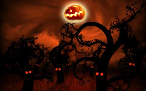 halloween wallpaper imagem de fundo