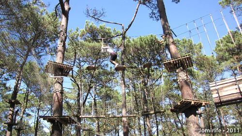 Parque Aventura: Plataformas