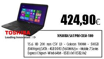 Toshiba SAT PRO C850-1H0