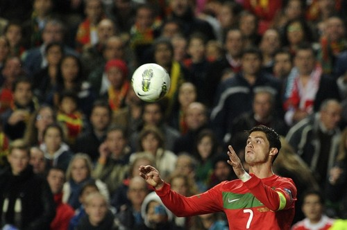 BO: Cristiano Ronaldo