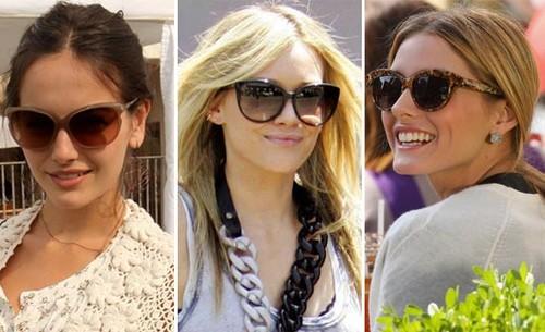 1b7eeadfefae7 Nota  Tomem cuidado, porque estes óculos de sol é um estilo de óculos que  não fica bem em qualquer rosto.