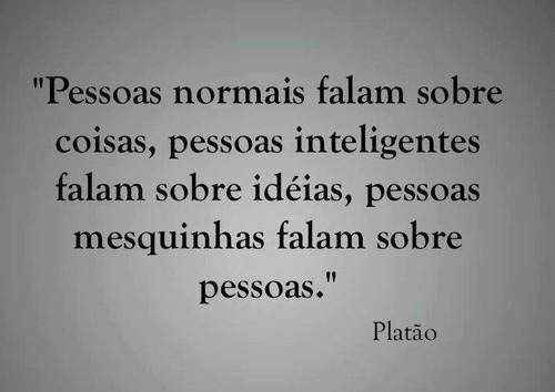 Pessoas normais