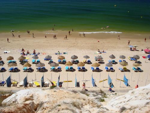 Praia da Falésia, Algarve - (c) 2008