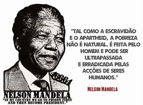 Nelson MAndela - Pobreza