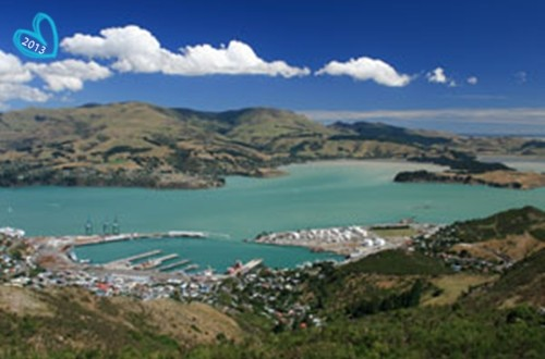 Christchurch-Nova Zelândia