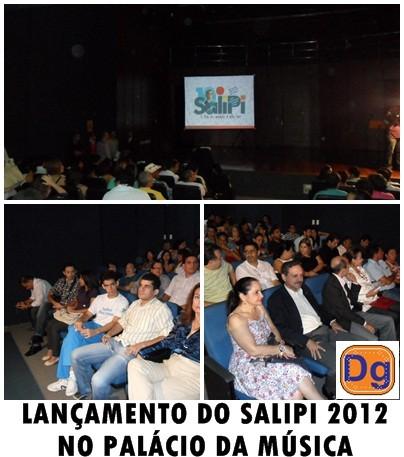 SALIPI 2012/LANÇAMENTO