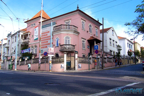 Edifício do ISMT - Instituto Superior Miguel Torga (1) [en] ISMT Building - College Miguel Torga (1)