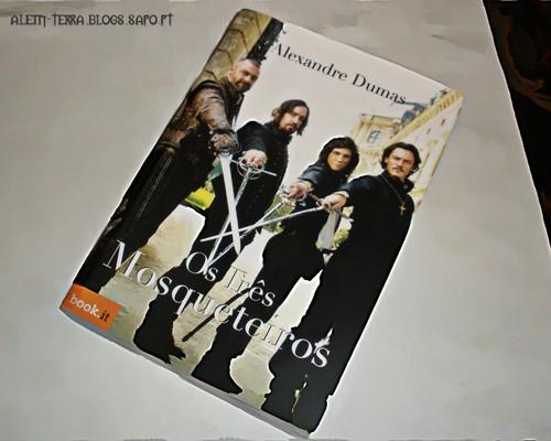 Os Três Mosqueteiros – Alexandre Dumas