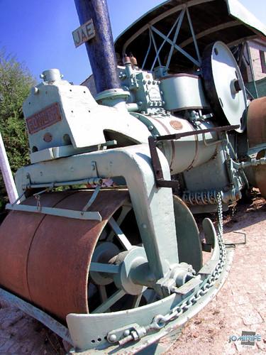 Máquina de cilindro antiga (2)