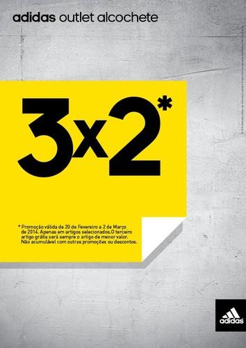 Promoções | FREEPORT | L3P2 Adidas e Reebok até 2 março
