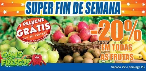 20% desconto   LIDL   Frutas, hoje e amanhã