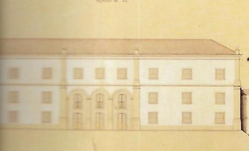 Colégio dos Militares planta finais séc. XVIII.j