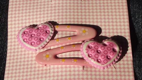 ganchinhos rosa