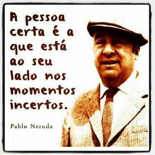Pablo Neruda, pessoas