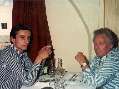 pedro miguel e nelson camacho em 1994