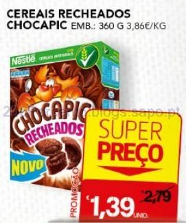 Chocapic Recheados Super Preço