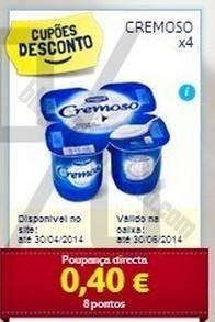 Acumulação 50% + vale PINGO DOCE de 3 a 9 junho - Danone