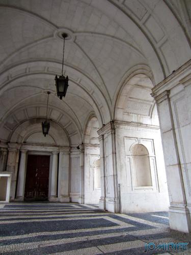 Lisboa - Palácio Nacional da Ajuda - Pátio (3) [en] Lisbon - Ajuda National Palace - Courtyard