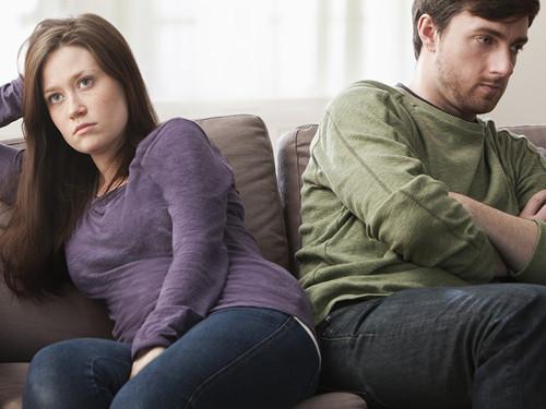 desentendimentos no casal