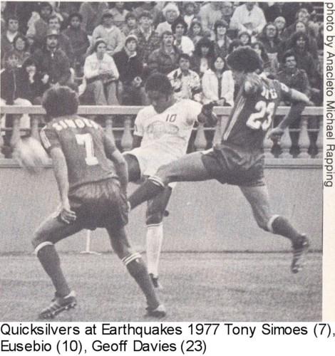 Earthquakes 77 Road Back Tony Simoes, Goeff Davies