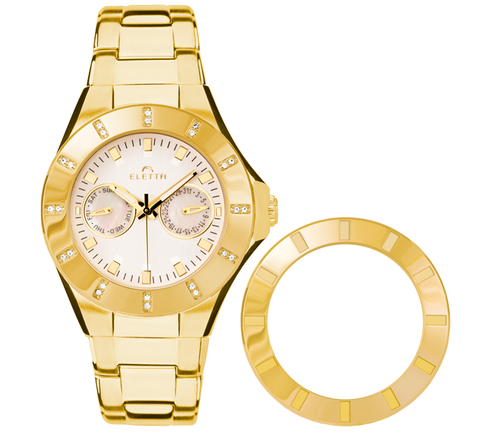 4e37bcd223c Os relógios Eletta - mini-saia