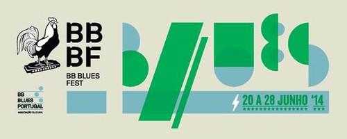 BB BLUES FEST 2014 | FÓRUM CULTURAL JOSÉ MANUEL FIGUEIREDO   20 A 28 DE JUNHO