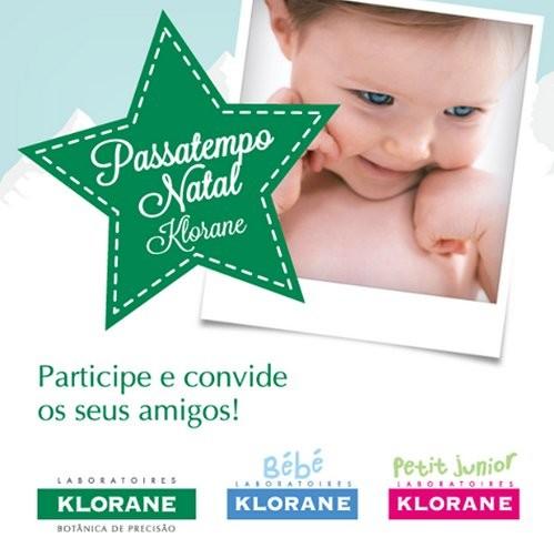 Passatempo   KLORANE   participe todos os dias até 19 dezembro