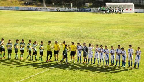 FC Perosinho 0 CD Arrifanense 7