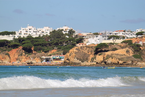 Praia da Falésia, Algarve - (c) 2011