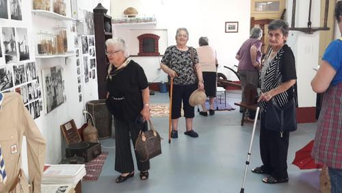 Valongo museu visita do centro de dia da casa do p