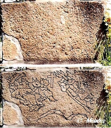 Vila de Cerva - Pedra Gravurada