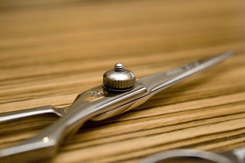 Tesoura de cabeleireiro